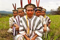 Ashaninka leaders